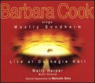 Sings Mostly Sondheim -Live At Carnegie Hall