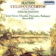 Cello Concerto.1, 2: Perenyi(Vc)rolla / Liszt.co