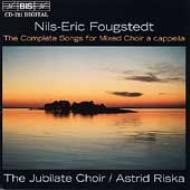 Fougstedt Nils-eric (1910-1961)/Comp. songs For Mixed Choir A Cappella: Riska / Jubilate Cho