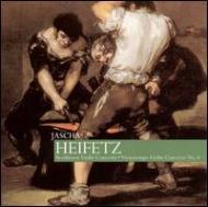 Violin Concerto / 4: Heifetz(Vn)barbirolli / Lpo