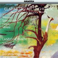 Clarinetto All'ungherese: Horvath / Kocsar, Petro / Savaria.so