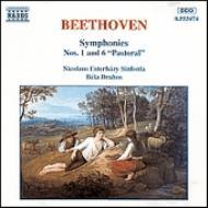 交響曲第1&6番「田園」 ドラホシュ/ニコラウス・エステルハージ・シンフォニア
