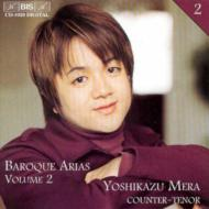 米良美一 Baroque Arias Vol.2