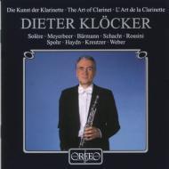 The Art Of D.klocker(Cl)
