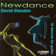 David Starobin(G)New Dance
