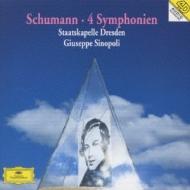 シューマン:交響曲全集 シノーポリ/ドレスデン国立管弦楽団
