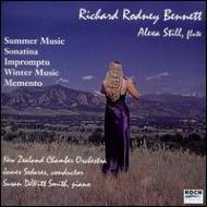 Benett: Momento For Flute & Chamber Orchestra