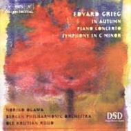 ピアノ協奏曲、交響曲、ほか 小川典子(p)、ルード&ベルゲン・フィル