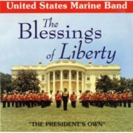 United States Marine Band Theblessing's Of Libearty
