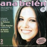 Todas Sus Grabaciones En Discos Philips -Ana Belen Vol.2