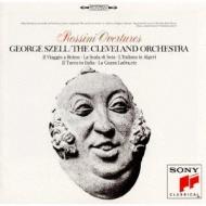 Overtures: Szell / Cleveland.o +auber, Berlioz