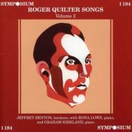 Roger Quilter Vol.2: J.benton(B