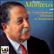 Sym.1, 3, Violin Concerto / Vn.con / Sym.fantasitque: Monteux / Aco Petrouchka
