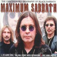 Maximum Sabbath -Black Sabbath Cd Audio Book