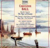 Recorder Concerto, Etc: P.a-taylor(Rec)C.ball / Adderbury Ensemble