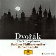 交響曲全集 クーベリック指揮ベルリン・フィル(6CD)