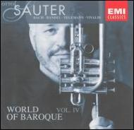 World Of Baroque Vol.4: O.sauter(Tp)timm(Org)