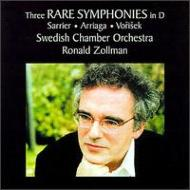 Symphony: Zollman / Swedish.co+sarrier