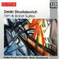 Ballet & Film Music: M.shostakovich / Bolshoi Theatre.so