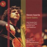 Cello Concerto.2, Etc: Isserlis(Vc)eschenbach / Ndr.so