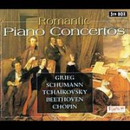 Romantic Piano Concertos: Berlin.so, 杉谷(P)Grieg, Schumann, Tchaikovsk