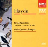 String Quartet.39, 77, 78: Melos Q