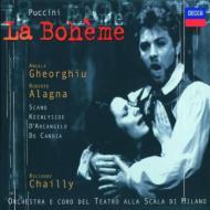 『ラ・ボエーム』全曲 シャイー&ミラノ・スカラ座、ゲオルギュー、アラーニャ、(2CD)