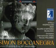 Simon Boccanegra(Ver.1857): Palumbo / Italian International.o