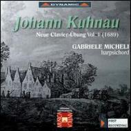 Neue Clavier Ubung Vol.1: Micheli(Cemb)