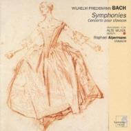 Sinfonia, Harpsichord Concerto: Akademie Fur Alte Musik Berlin, Alpermann