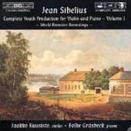 Works For Violin & Piano Vol.1: Kuusisto(Vn)