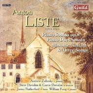 Piano Sonata, Piano Duet Sonata: Zolinsky(P)davislim(T)etc