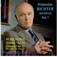 Piano Quintet: S.richter(P)borodin.q +piano Works