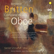 オーボエを伴う作品全集 シュマルフス、マンハイム弦楽四重奏曲、他