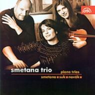 Piano Trio: Smetana Trio +suk, Novak