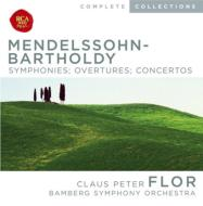 交響曲全集、管弦楽、協奏曲集 フロール&バンベルク交響楽団、他(6CD)