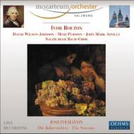 オラトリオ『四季』 ボルトン&ザルツブルク・モーツァルテウム管弦楽団、ザルツブルク・バッハ合唱団、他