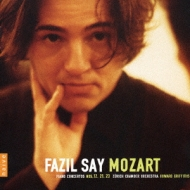 Piano Concerto.12, 21, 23: Fazil Say(P)Griffiths / Zurich Co