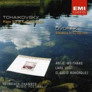 Piano Trio: Vogt(P)Weithaas(Vn)Bohorquez(Vc)+dvorak: Sonatina