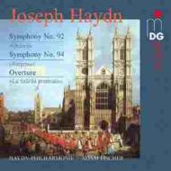交響曲第92&94番、他 A.フィッシャー&ハイドン・フィル