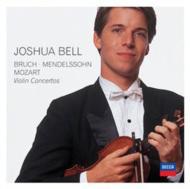 モーツァルト:ヴァイオリン協奏曲第3番、第5番、メンデルスゾーン:ヴァイオリン協奏曲 ベル(vn)