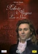 Roberto アラーニャ Live In Paris