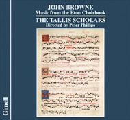Music From The Eton Choirbook: Tallis Scholars