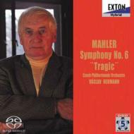 マーラー:交響曲第6番『悲劇的』 ヴァーツラフ・ノイマン&  チェコ・フィル