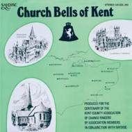 Church Bells Of Kent Canterbury Cathedral, Hythe, Leeds, Chislet, Etc
