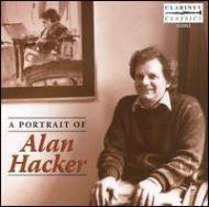 Hacker Portrait Of Alan Hacker