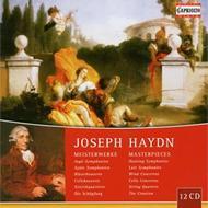 交響曲、協奏曲、弦楽四重奏曲、声楽曲集 様々な演奏者