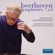 交響曲第7番、第8番 スクロヴァチェフスキ&ザールブリュッケン放送交響楽団