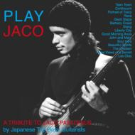 Play Jaco: A Tribute To Jaco Pastorius By Japanese Top Bass Guitarisut
