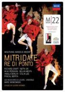 歌劇『ポントの王ミトリダーテ』全曲  ミンコフスキ指揮、クレーマー演出
